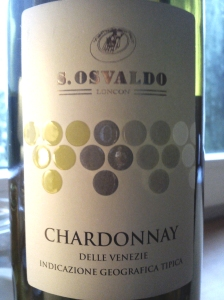 S. Osvaldo Chardonnay Delle Venezie