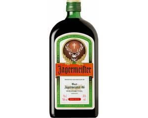 Jägermeister - jedyny jak dotąd mocny trunek, który naprawdę mi smakuje.