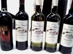 Duma lubuskich winiarzy z moim ulubionym regentem po prawej
