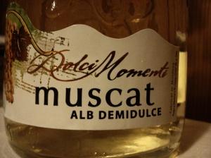 Dolci Momenti Alb Demidulce Muscat