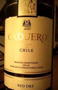 Caduero Red Dry Chile