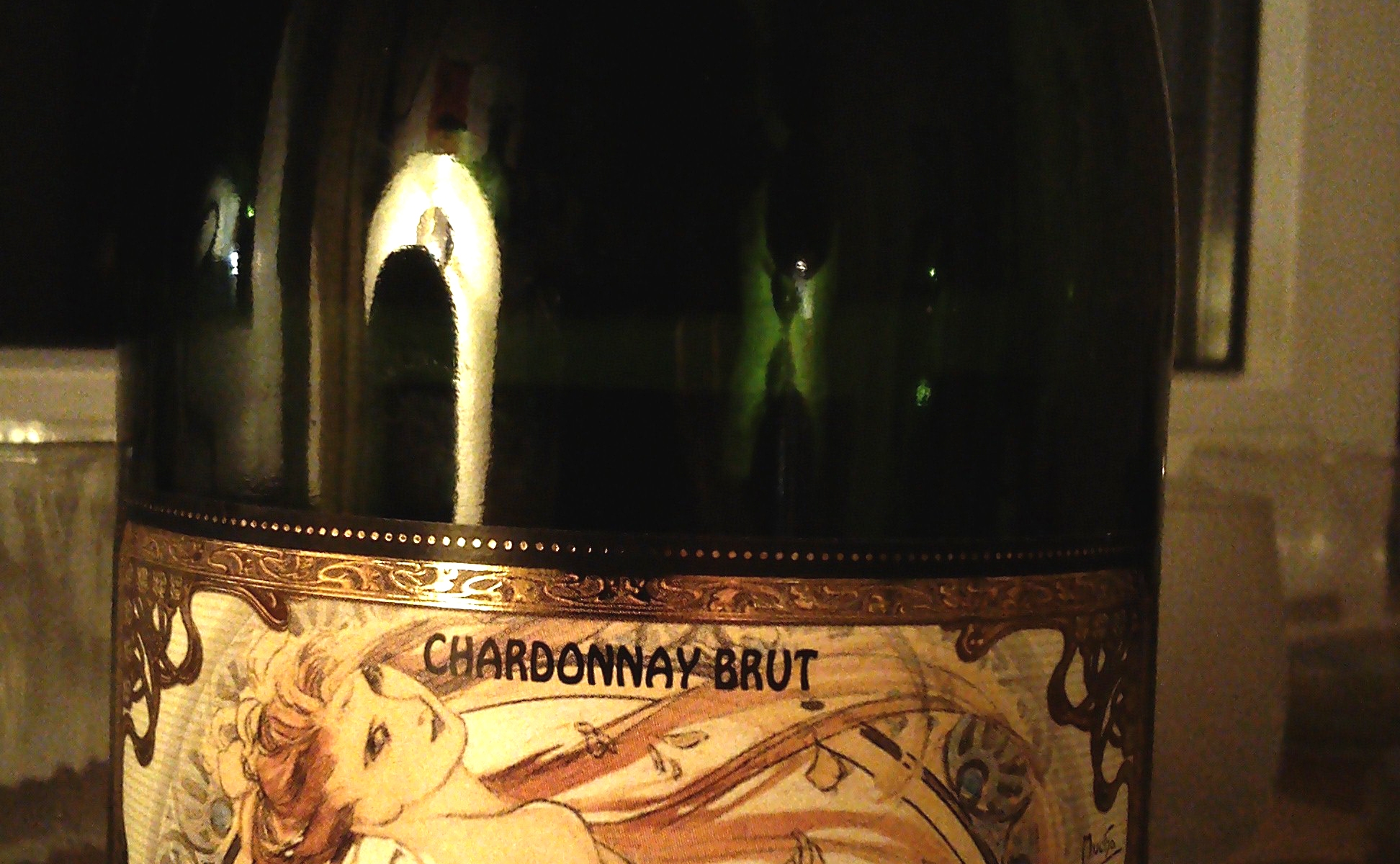 Mucha Sekt Chardonnay Brut