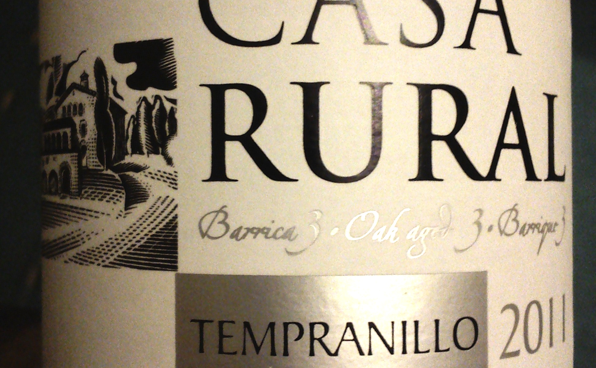 Casa Rural Tempranillo 2011