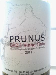 Prunus Dão Vinho Tinto DOC 2011