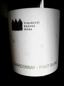Chardonnay – Pinot Blanc 2012 Vinařství Krásná hora