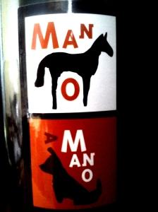 Mano a Mano Tempranillo 2011 Vino de la Tierra de Castilla