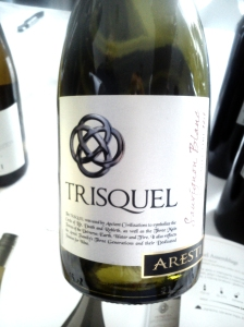 Trisquel Sauvignon Blanc 2012