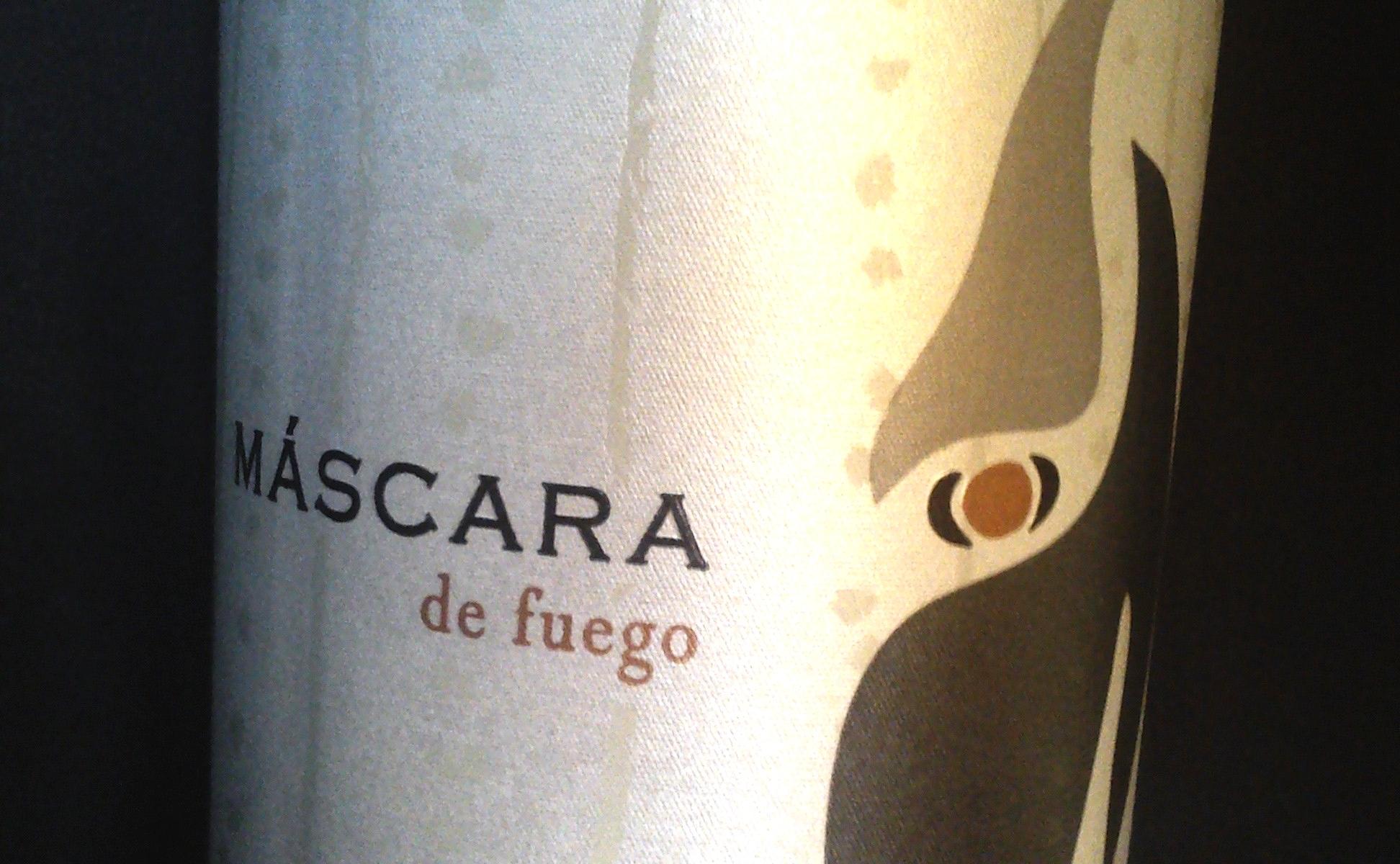 Máscara de Fuego Sauvignon Blanc 2012