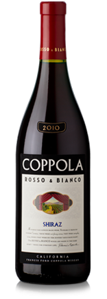 Francis Ford Coppola Rosso & Bianco Shiraz California 2011