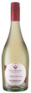 Villa Maria Sauvignon Blanc Lightly Sparkling Marlborough 2012