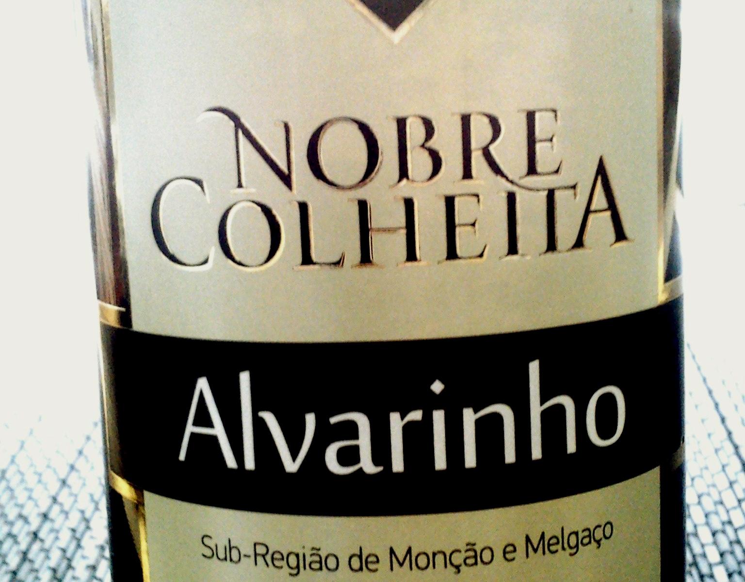 Nobre Colheita Alvarinho Vinho Verde DOC 2013