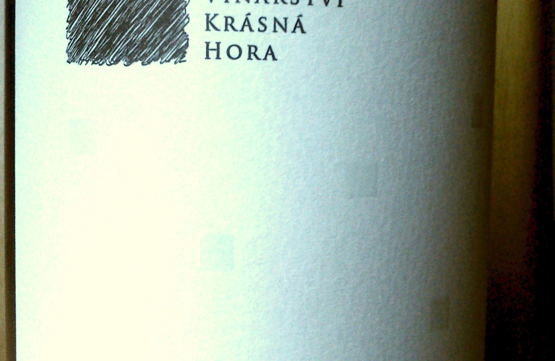 Vinařství Krásná Hora Pinot Gris 2013