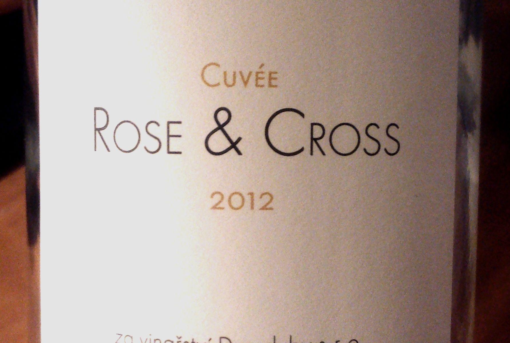 Dva Duby Rose & Cross Cuvée 2012