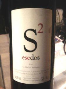 Esedos S² Vino by Rafael Somonte 2011
