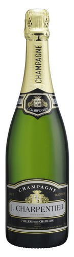 Champagne J. Charpentier Tradition Brut