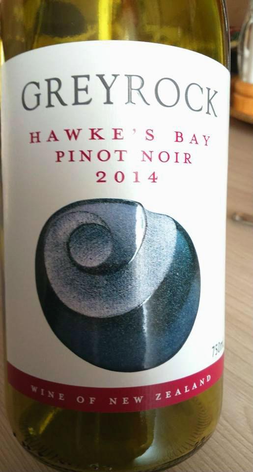Hawke's Bay Greyrock Pinot Noir 2014
