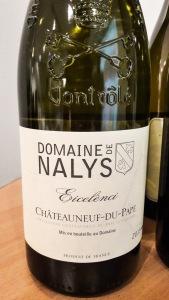 Domaine de Nalys Eicelenci Chateauneuf-du-Pape Blanc