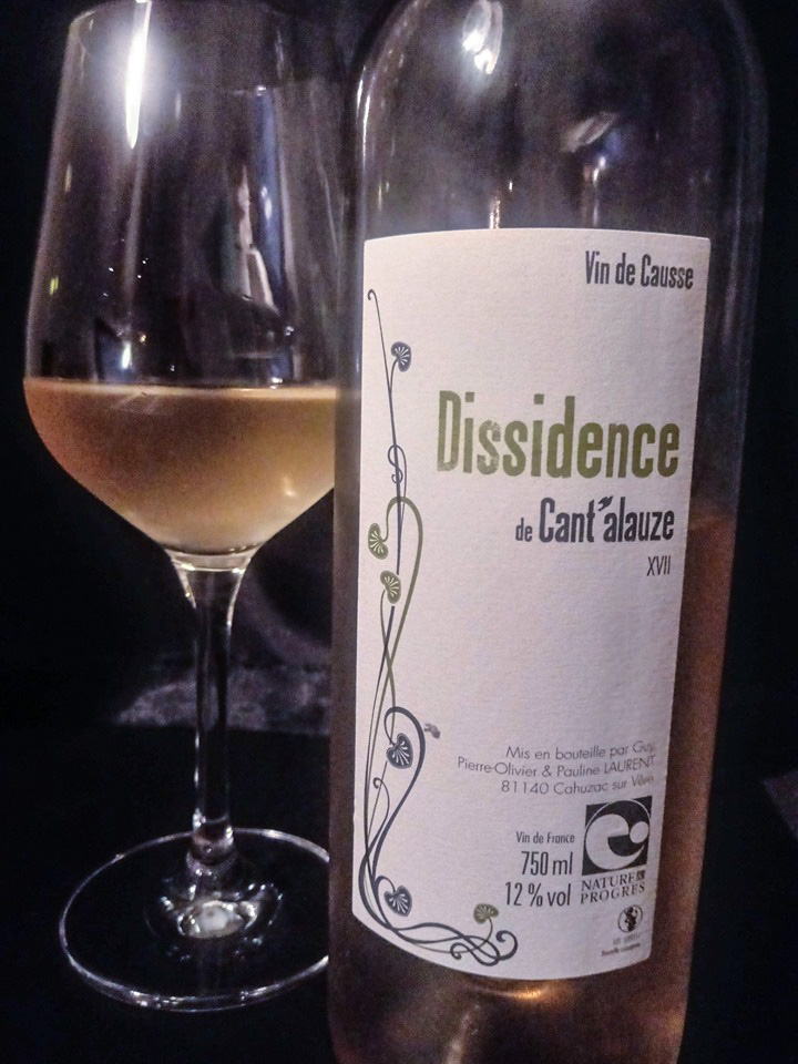 Vin de Causse Dissidance de Cant'alause