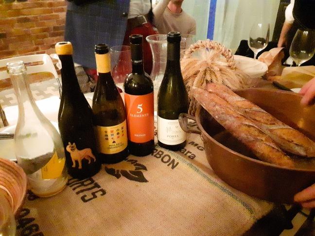 degustacja bread & wine