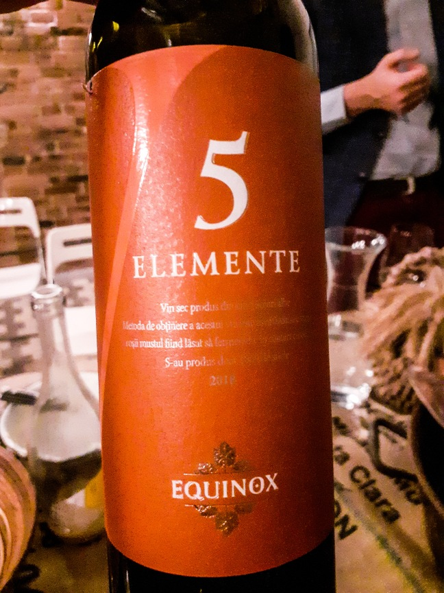 Equinox 5 Elemente 2018
