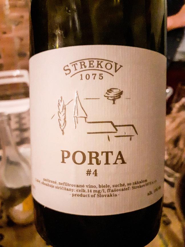 Strekov Porta #4