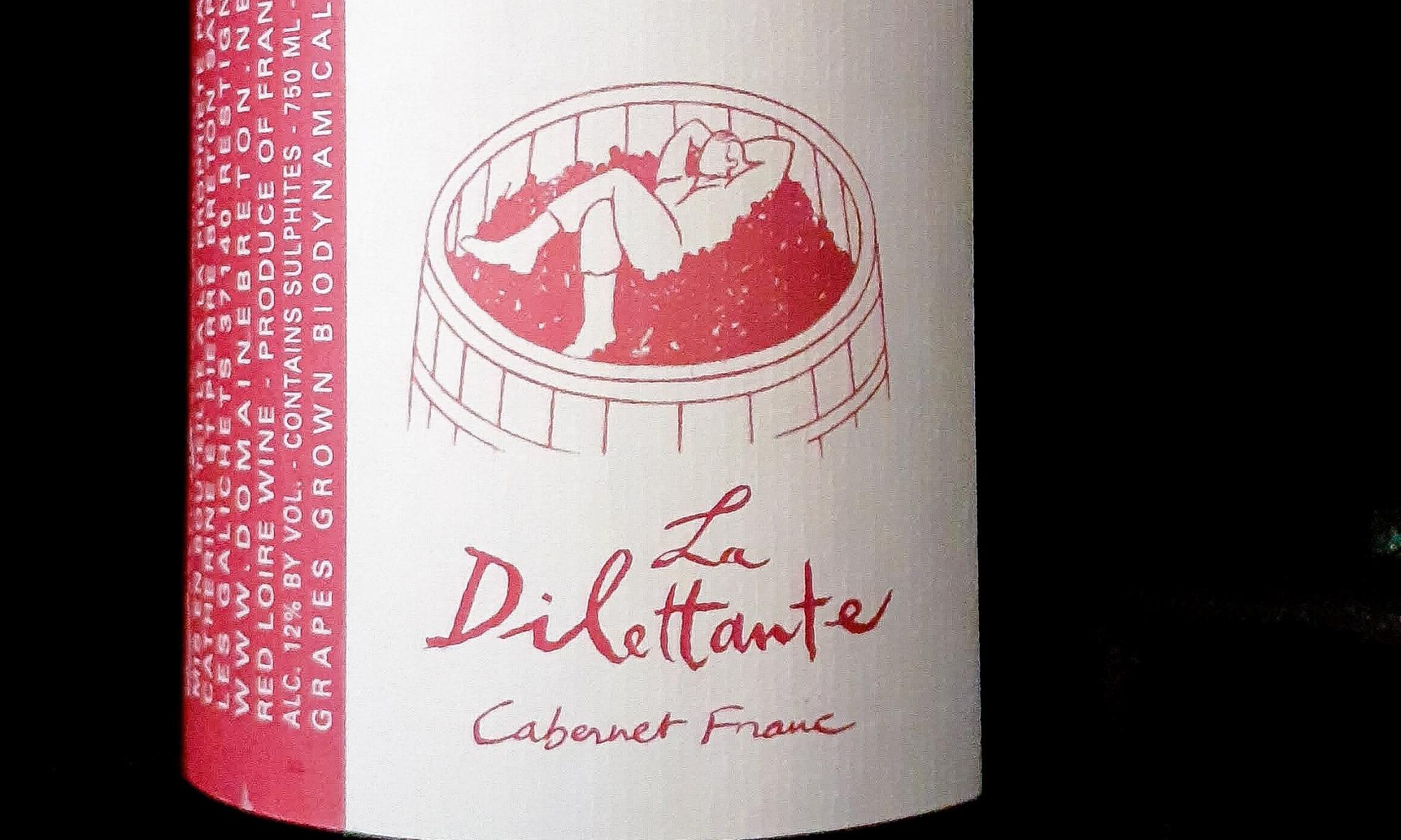 la dilettante cabernet franc