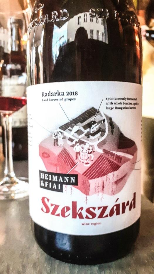 Heimann & Fiai Kadarka Szekszard 2018
