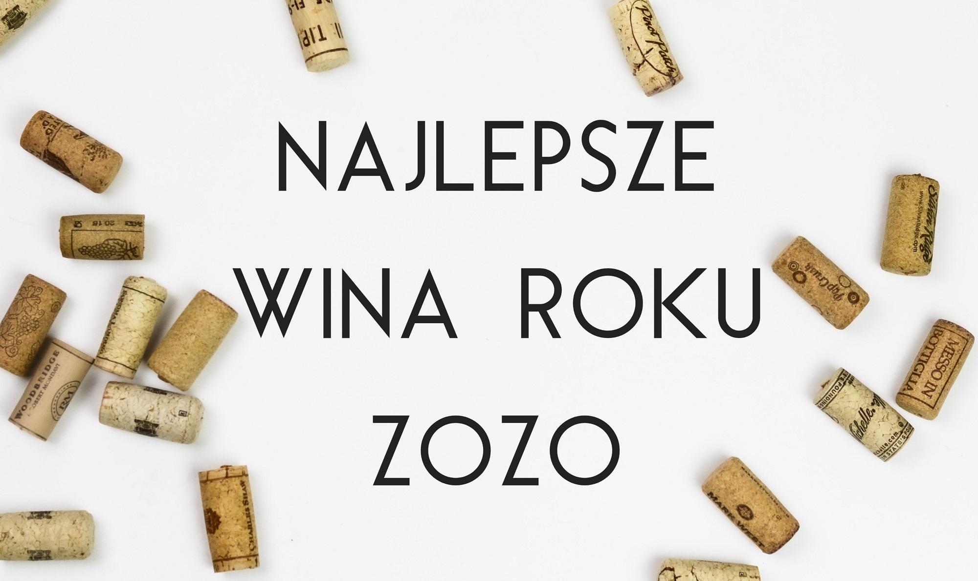 najlepsze wina 2020 roku
