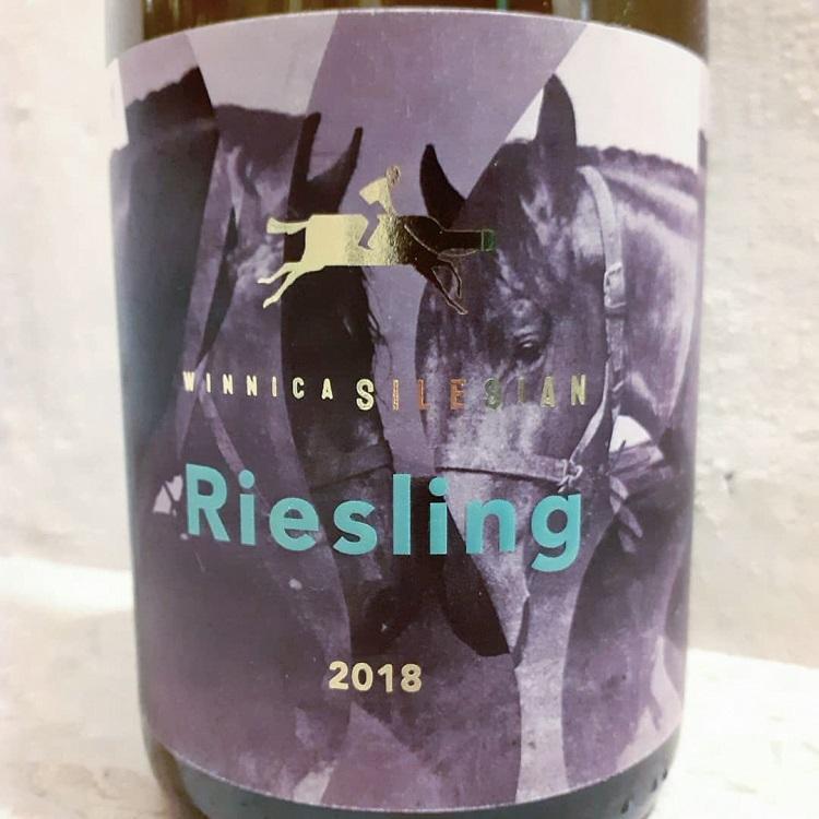Winnica Silesian Riesling 2018